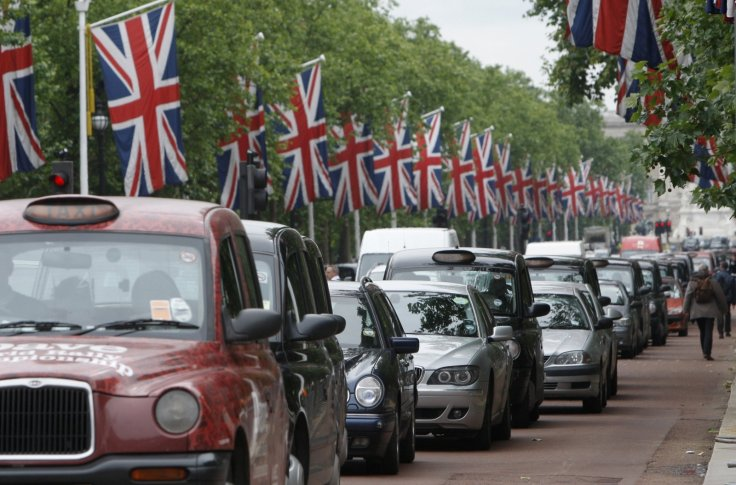 British expats in spainrush-hour-traffic