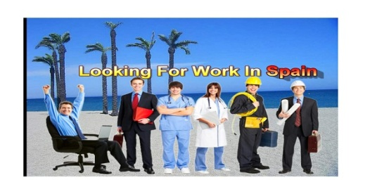 Looking For Work In Spain