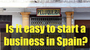 Running A business In Spain