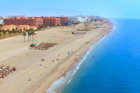 Living in Spain.