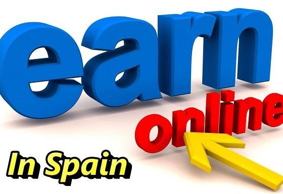 work online in spain