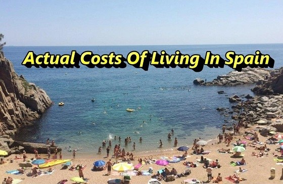 costs of living in Spain