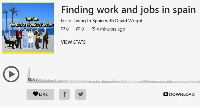finding work in spain and jobs in spain